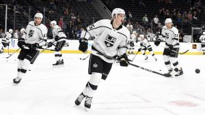 Alex Lintuniemi i Los Angeles Kings