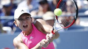 Simona Halep i US Open 2014.