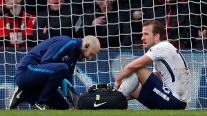 Harry Kane, Tottenham.