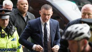 Wayne Rooney döms för rattfylleri.
