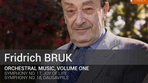 Bruk / Orchestral Music