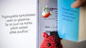 lapsen pituuden mittaaminen