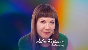 Julia Korkman
