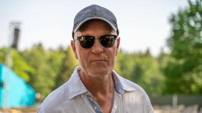 Porträtt av regissören Riddo Ridberg.