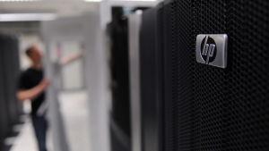 HP-yhtiön tietokone