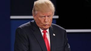 Republikanernas presidentvalskandidat Donald Trump