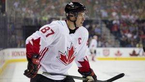 Sidney Crosby, Kanada, hösten 2016.
