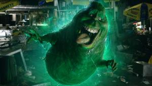 Slimer från Ghostbusters
