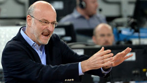 Henrik Dettmann. Basket-EM 2015.