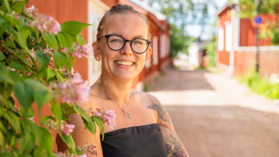 Personporträtt av Malin Valtonen.