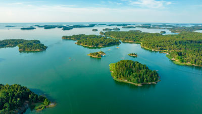 Hav och öar .