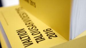Valtion talousarvioesitys 2016