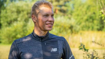 Porträttbild på Otto Loukkalahti.