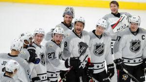 Team Metropolitan vann All Starmatchen i NHL.