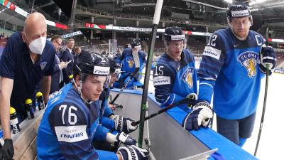 Jere Sallinen och Marko Anttila.