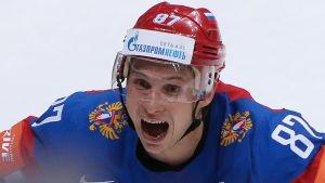 Vadim Sjipatjov är klar för spel i NHL och Vegas Golden Knights.