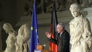 Herman van Rompuy i Berlin 09.11.10