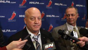 Bill Daly tror att det spelas NHL-hockey säsongen 2012-13