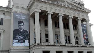 Nationaloperan i Riga