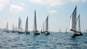 Besättningen hade deltagit i en regatta i Karibien. Arkivbild.