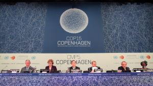 Öppningsceremoni vid klimatmötet i Köpenhamn 2009