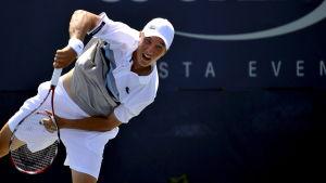 Henri Kontinen i US Open.