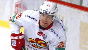 Petteri Wirtanen i Zagreb den 22 november 2014.