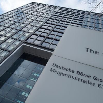 London Stock Exchange och Deutsche Börse förhandlar om fusion