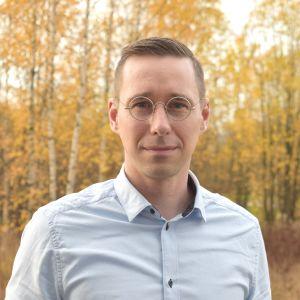 Överinspektör Christian Jämsén vid Centralkriminalpolisen.
