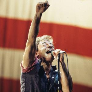 Bruce Springsteen live 1985.