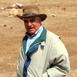 Egyptologen Zahi Hawass