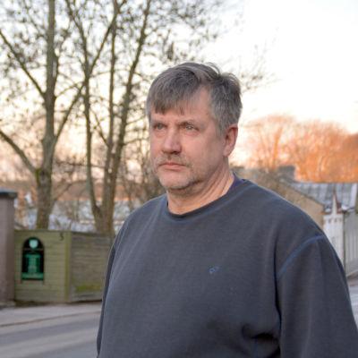 Porträttbild på Bo Sundman.