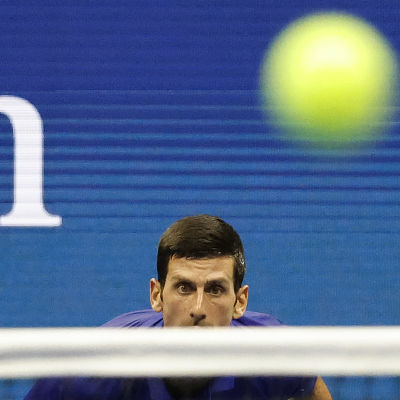 Novak Djokovic har chans att vinna alla fyra Grand Slam-titlar 2021.
