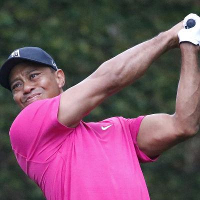 Tiger Woods gör comeback i US Masters.