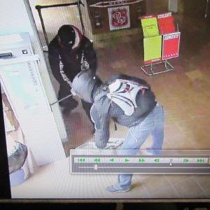 Växelautomat rånas i Lappträsk