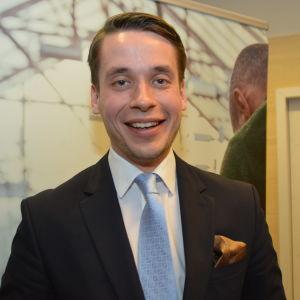 Henrik Wickström.