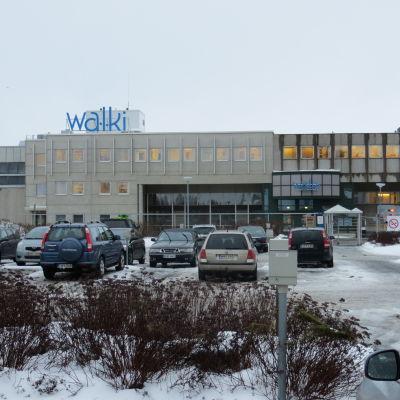 Walkis enhet i Jakobstad