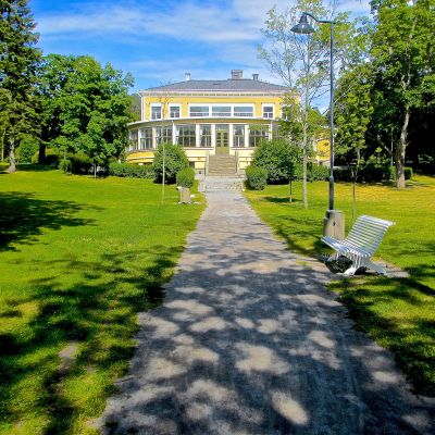 Sandviksvillan i Vasa.