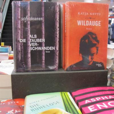 Suomalaista kirjallisuutta saksalaisessa kirjakaupassa