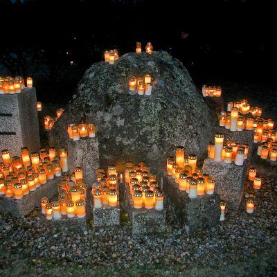 Kyrkogården i Vasa.