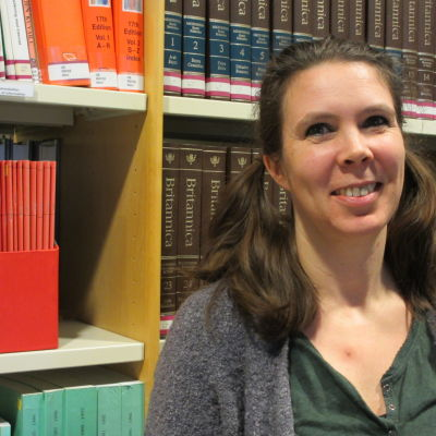 Ann-Christine Stenkull-Aura tycker att autismdagen är viktig