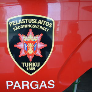 Brandbils logo