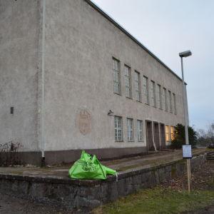 Nickby festsal fasad
