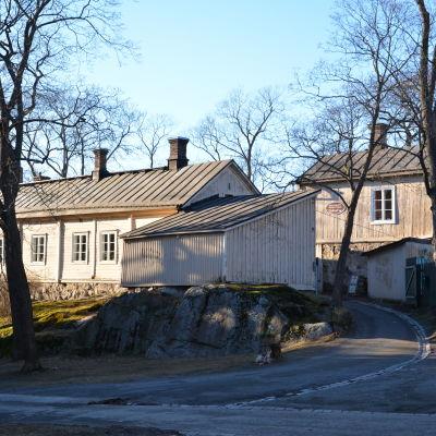 1700-talsgården på puolalabacken i åbo