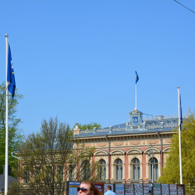 Åbo stadshus.