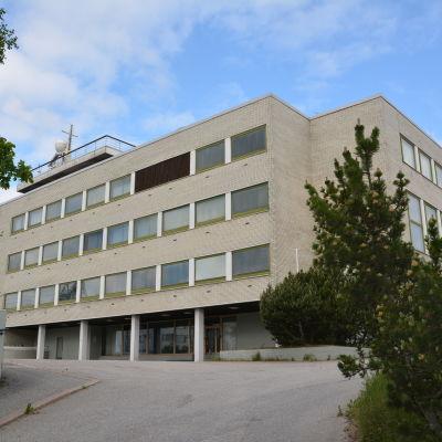 Aboa Mares gamla utrymmen i Åbo (tömdes 2013),