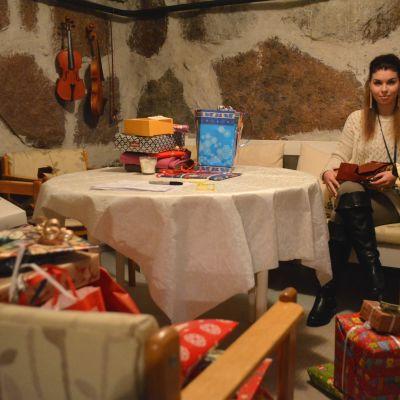 Socialhandledare Pia Boman vid Lovisa stads socialbyrå