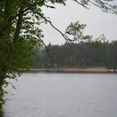 Lehmijärvi sjön