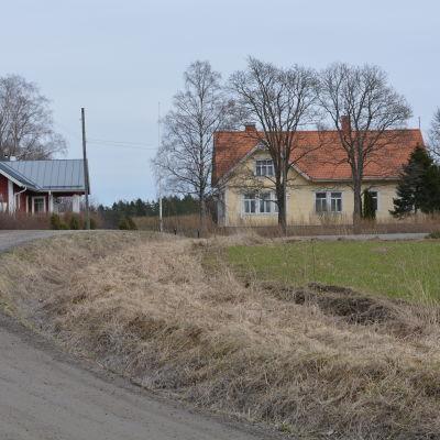 Norrby gård i Snappertuna, Raseborg