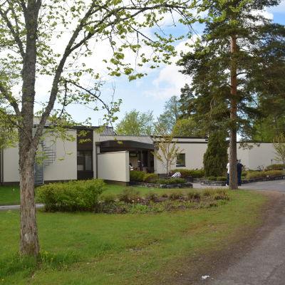 Raasepori resort i Raseborg.